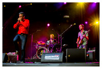 "Music, bands, concert, marktrock, ""The Rhythm Junks"""